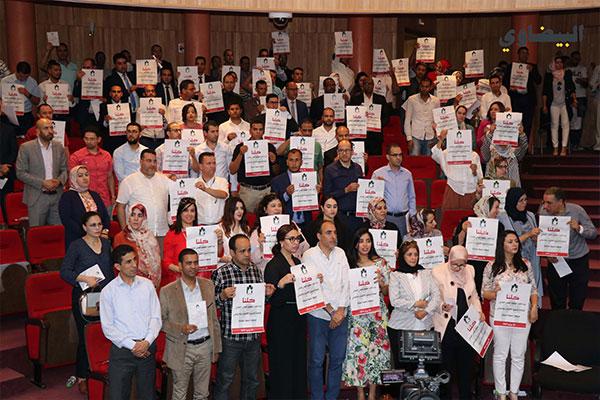 فيديو.. اتحاد قاضيات المغرب يطالب بالاستقلال المالي للسلطة القضائية