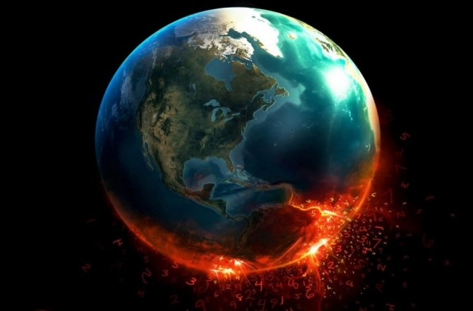 لا علاقة بين الاحتباس الحراري والحرائق الطبيعية و الفيضانات..