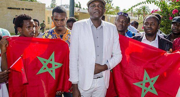 المغرب من بلد عبور الافارقة إلى ملاذ للاستقرار