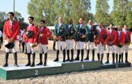 المنتخب المغربي يحرز الميدالية الذهبية