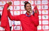 المغربية سكينة سهيب تحرز ذهبية في رياضة التايكواندو