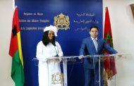 صداقة وتضامن ودعم متبادل بين المغرب وغينيا بيساو
