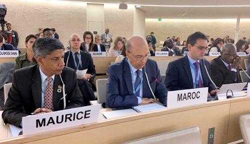 مجموعة دعم الوحدة الترابية للمغرب تبرز وجاهة مبادرة الحكم الذاتي