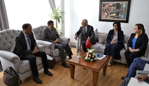 موريتانيا تتطلع للاستفادة من التجربة المغربية