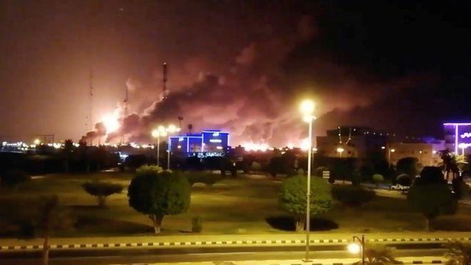 الهجوم على السعودية تم من الأراضي الايرانية