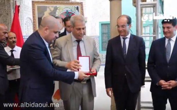 توزيع عدد من الآليات لفائدة جماعات جهة الدار البيضاء سطات