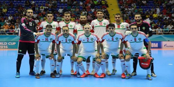 المغرب يفوز على الصين..
