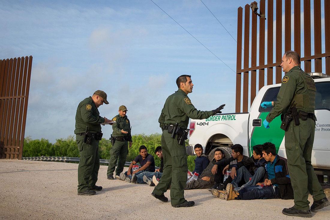 الولايات المتحدة اعتقلت نحو مليون مهاجر مؤخرا