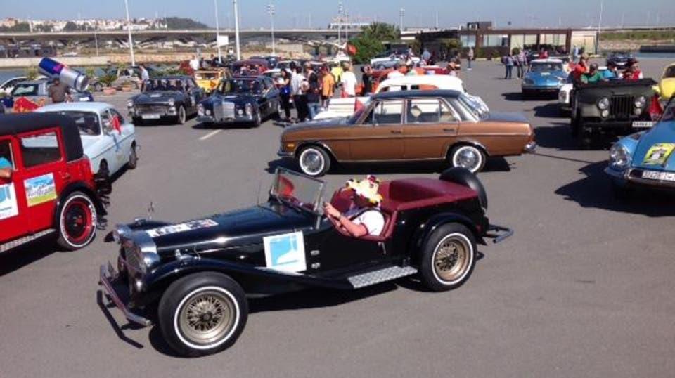 معرض السيارات العتيقة من 18 إلى 20 أكتوبر الجاري