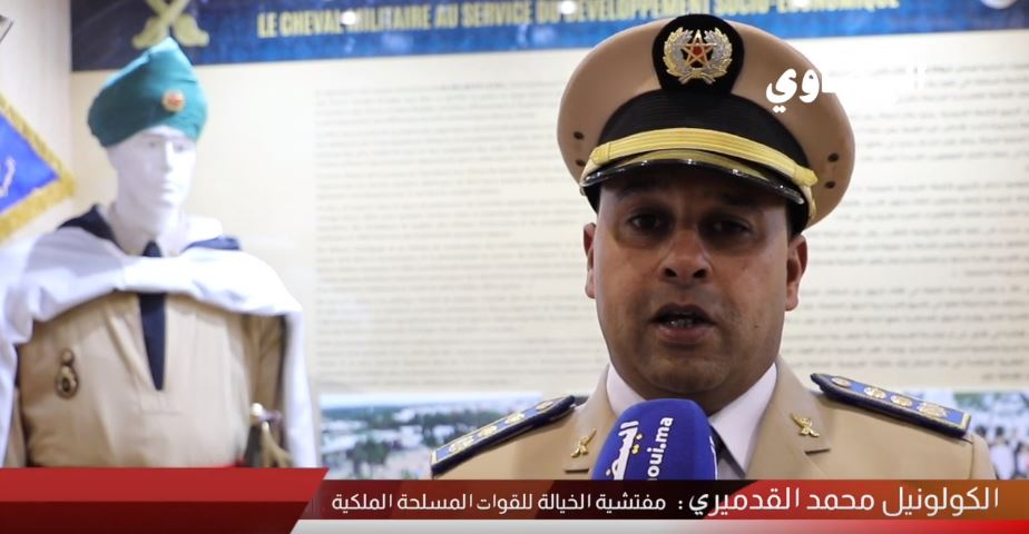 للحصان العسكري دوره في المنظومات البيئية المغربية
