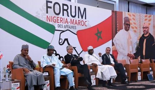الرباط.. تسليط الضوء على فرص الاستثمار في نيجيريا