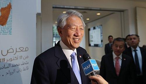 سنغافورة تتطلع إلى تعميق علاقاتها مع المغرب