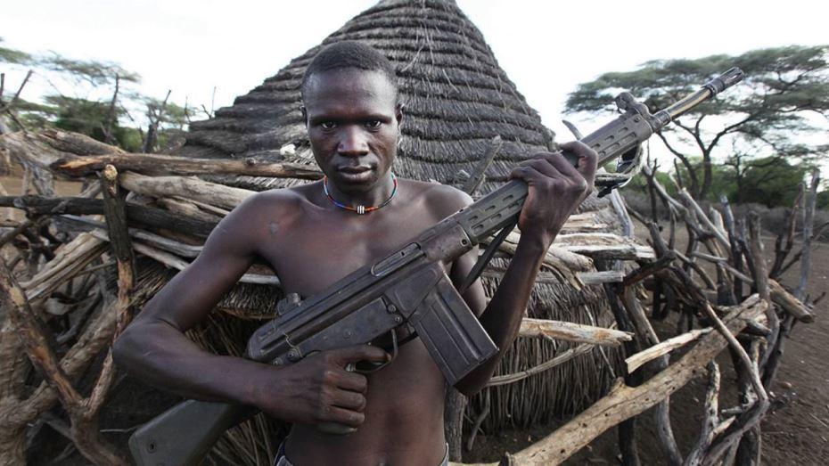 وزارة الداخلية تنفي أن السلاح موجه لمجموعات مسلحة داخل البلاد
