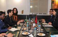 المغرب-جامايكا: إرادة مشتركة لتمتين علاقات التعاون
