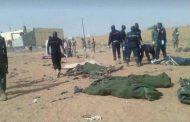 71 قتيلا في هجوم إرهابي استهدف منطقة الساحل