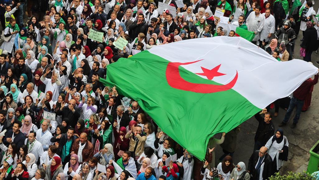حزب جزائري معارض: الجزائر