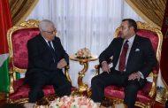 الرئيس الفلسطيني يشيد بمواقف الملك الداعمة للحقوق الفلسطينية المشروعة