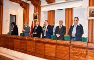 جدول أعمال الدورة الاستثنائية لمجلس جماعة الرباط
