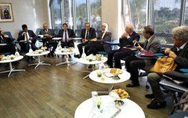 تقديم تصور جمعية جهات المغرب أمام لجنة النموذج التنموي الجديد