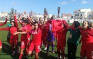 المغرب يفوز على الجزائر ويتوج باللقب