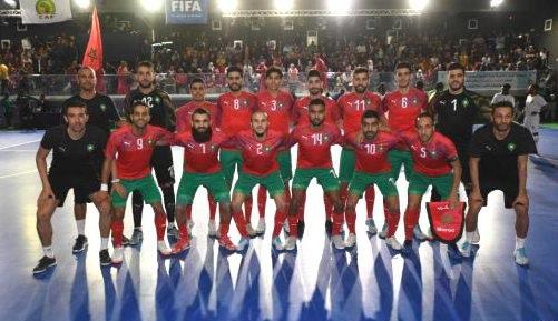 المنتخب الوطني يرتقي إلى المركز الـ 25 عالميا