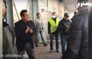 سلطات الحي الحسني تتعامل بصرامة مع منتهكي الحجر الصحي