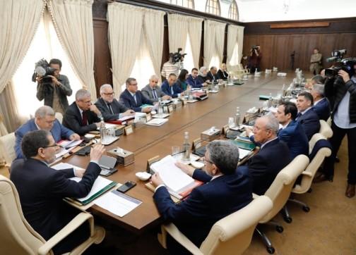 الحكومة تشرع في دراسة مشروع القانون المتعلق بالاستعمالات المشروعة للقنب الهندي