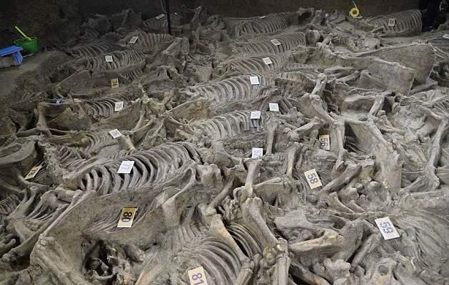 اكتشاف بقايا صهر نحاس منذ 4 آلاف سنة في الصين
