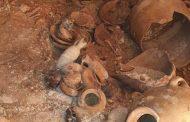 فلسطين.. اكتشاف مقبرة أثرية تعود للعصر البرونزي