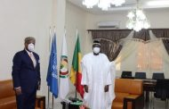 سفير المغرب ببماكو يلتقي وزير الشؤون الخارجية المالي