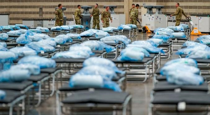 دولة ترامب.. تسجيل 1442 وفاة جديدة بكورونا