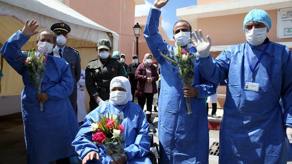 تسجيل 261 حالة شفاء بالمغرب