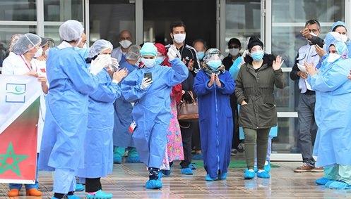 تماثل 398 حالة جديدة للشفاء بالمغرب