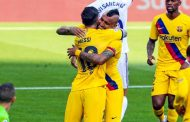 برشلونة يواصل الضغط على ريال مدريد