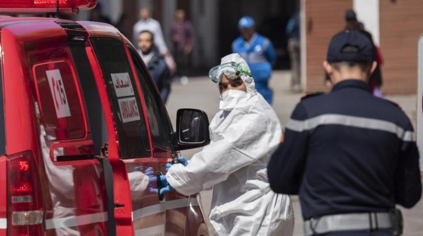 1063 حالة إصابة و347 حالة شفاء، و7 حالات وفاة بالمغرب
