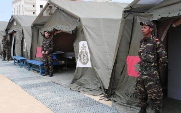 العسكري يشرع في تقديم العلاجات الطبية العاجلة للبنانيين
