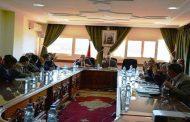 المجلس الإقليمي لأزيلال يستعرض تدابير مواجهة كورونا المستجد