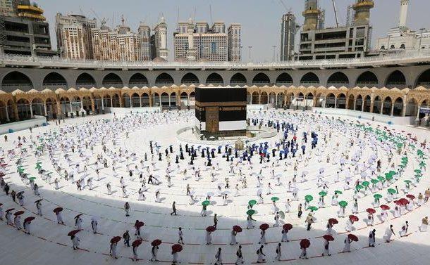 مناسك الحج لهذا الموسم ستقتصر على السعوديين والمقيمين داخل المملكة فقط