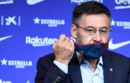 رئيس نادي برشلونة لكرة القدم يقدم استقالته