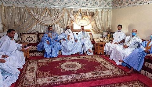 شيوخ وأعيان القبائل الصحراوية يستنكرون الاستفزازات