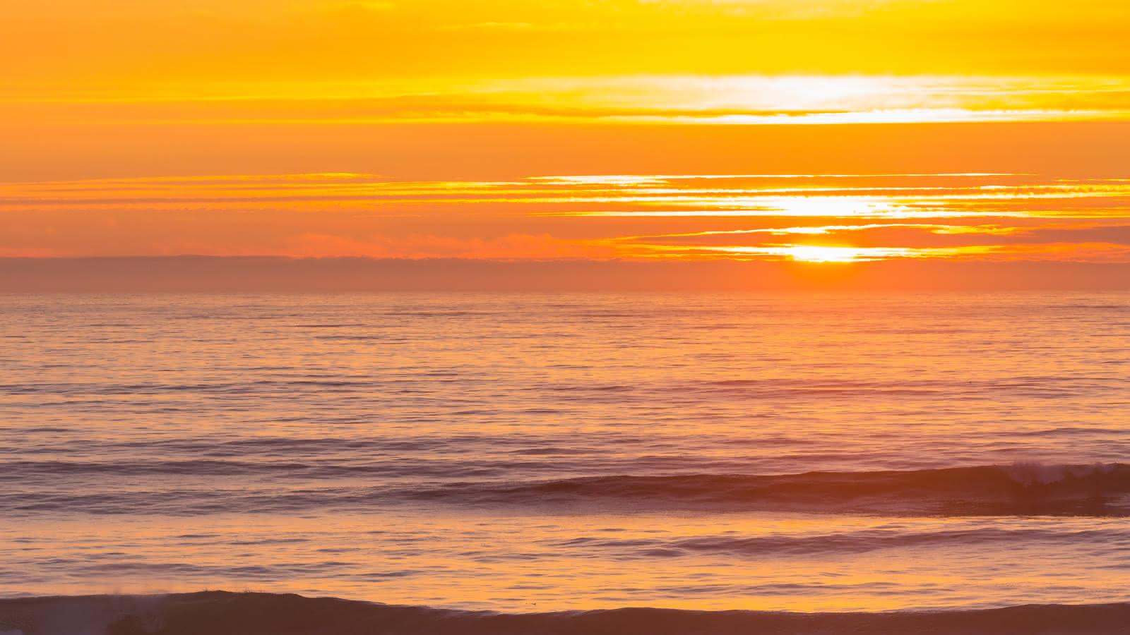 المحيط الأطلسي يسجل أعلى درجات للحرارة منذ 3 آلاف عام