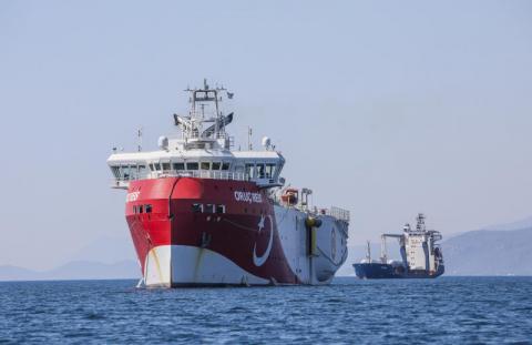 تركيا.. ارتفاع حجم احتياطي الغاز الطبيعي المكتشف