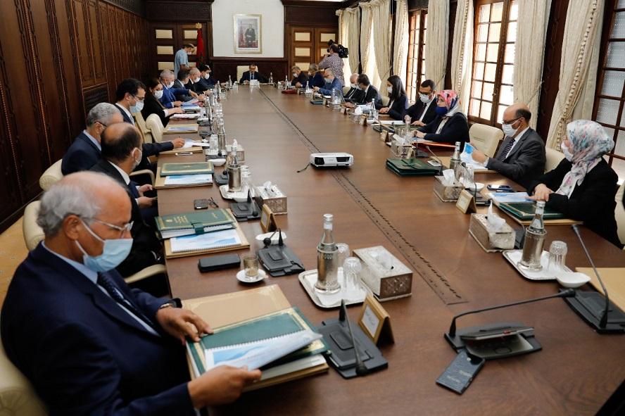 مجلس الحكومة يصادق على مشروع قانون المالية لسنة 2021