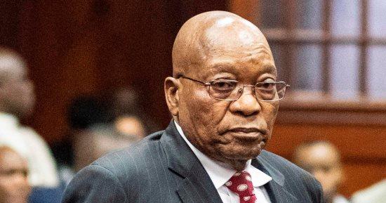 استدعاء جاكوب زوما مجددا أمام لجنة التحقيق في قضايا الفساد