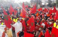 الجمعيات المغربية تنظم مظاهرة وطنية بمدريد