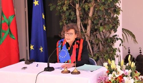 المغرب الاتحاد الاوروبي