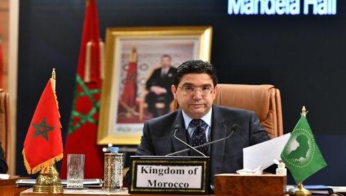 بوريطة: عودة المغرب إلى الاتحاد الإفريقي مكنته من تعزيز علاقاته مع دول القارة