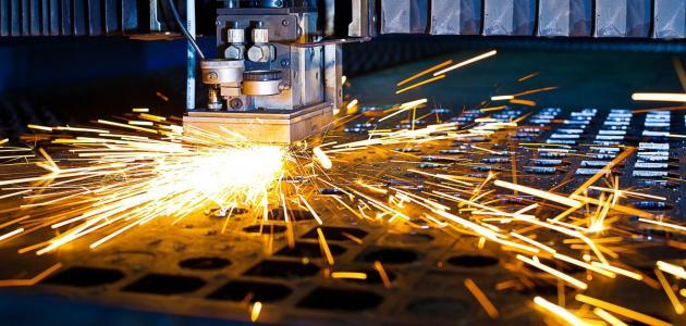 مساهمة قطاع الصناعات التحويلية بالدول العربية