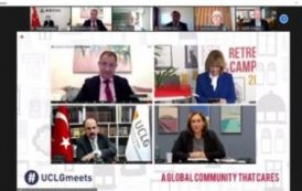 منظمة المدن والحكومات المحلية المتحدة تترافع من أجل العضوية كملاحظ دائم في الاتحاد الأوروبي