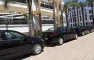 توزيع 44 سيارة نفعية على النيابات العامة